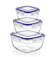 Набор контейнеров для продуктов (3 шт.; арт. 30142)
