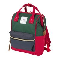 Рюкзак 17198 (13 л; красный/зелёный)