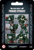 Warhammer 40.000. Dark Angels. Primaris Upgrades (44-75)