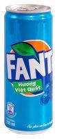 """Напиток газированный """"Fanta. Черника"""" (330 мл)"""