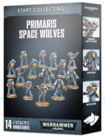 Warhammer 40.000. Primaris Space Wolves. Start Collecting (70-53)