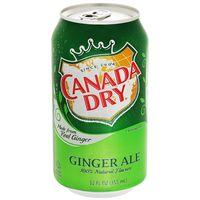"""Напиток газированный """"Canada Dry. Ginger Ale"""" (355 мл)"""
