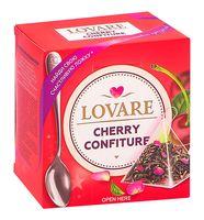 """Чай черный и зеленый """"Lovare. Вишневый конфитюр"""" (15 пакетиков)"""
