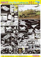 "Набор миниатюр ""Sd.Kfz.7/2 3.7cm Flak 37 w/Armor Cab"" (масштаб: 1/35)"
