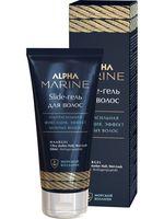 """Гель для волос """"Slide Alpha Marine"""" сильной фиксации (100 мл)"""