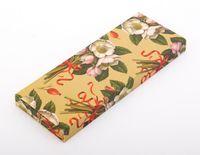 """Подарочная коробка """"Roses and Berries"""" (6,5x17x1,5 см)"""
