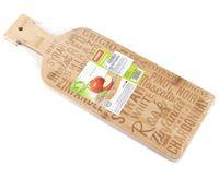 Доска разделочная бамбуковая (400х140х15 мм)