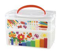 "Ящик для хранения с крышкой ""Art Box"" (24,5х16х16,5 см)"