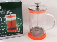 Кофейник с прессом (600 мл; арт. 321705C-600)
