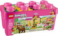 "LEGO Juniors ""Пони на ферме"""