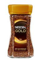 """Кофе растворимый """"Nescafe. Gold"""" (95 г)"""