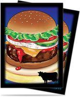 "Протекторы ""Foodie Burger"" (66х91 мм; 50 шт.)"