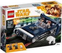 "LEGO Star Wars ""Спидер Хана Cоло"""