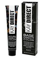 """Краситель для волос """"Прямого действия. Kay Direct"""" тон: черный"""