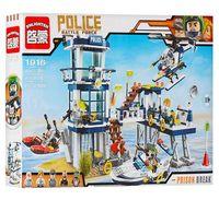 """Конструктор """"Police. Полицейская база"""" (565 деталей)"""