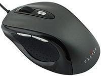 Проводная оптическая мышь Oklick 404M (black\grey)
