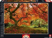 """Пазл """"Осень в японском саду"""" (1500 элементов)"""