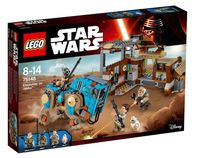 "LEGO Star Wars ""Столкновение на Джакку"""