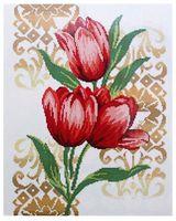 """Алмазная вышивка-мозаика """"Три тюльпана"""""""