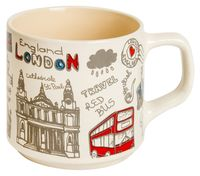 "Кружка ""Лондон"" (молочная)"