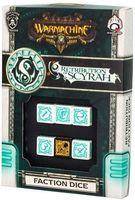 "Набор кубиков ""Warmachine Retribution of Scyrah Faction"" (6 шт.; белый)"