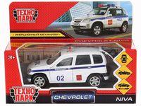 """Модель машины """"Chevrolet niva полиция"""""""