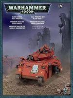"Миниатюра ""Warhammer 40.000. Blood Angels Baal Predator"" (41-09)"