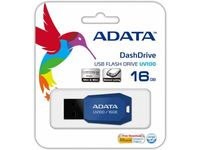 USB Flash Drive 16Gb A-Data UV100 (Blue)