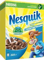 """Шарики и подушечки шоколадные """"Nesquik"""" (325 г)"""