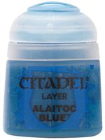 """Краска акриловая """"Citadel Layer"""" (alaitoc blue; 12 мл)"""