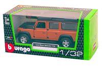 "Модель машины ""Bburago. Land Rover Defender"" (масштаб: 1/32)"