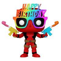 """Фигурка """"Deadpool 30th. Birthday Glasses Deadpool (Exc)"""""""