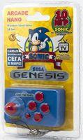 SEGA Genesis Nano Sonic 10 игр