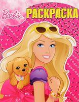 Barbie. Раскраска (с собачкой)