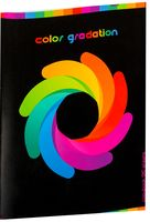 """Тетрадь общая в клетку """"Color Gradation!"""" (96 листов; в ассортименте)"""