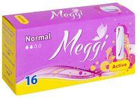 "Тампоны ""Meggi Active Normal"" (16 шт.)"