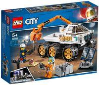 "LEGO City ""Тест-драйв вездехода"""