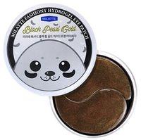 "Маска-патч для кожи вокруг глаз ""Fashiony Black Pearl Gold Hydrogel Eye Patch. С жемчугом"" (60 шт.)"