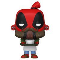 """Фигурка """"Deadpool 30th. Coffee Barista"""""""