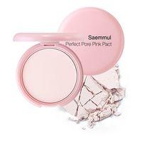 """Пудра для лица """"Saemmul Perfect Pore Pink Pact"""" (11 г)"""