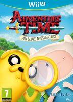 Adventure Time: Finn & Jake Investigations (Wii U)