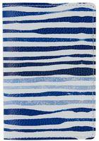 """Обложка на паспорт """"Волны"""" (арт. C1-17-902)"""