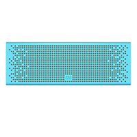 Колонка портативная Xiaomi Mi Square Metal Box Bluetooth Speaker (голубая)