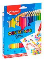 """Набор карандашей цветных """"Color Peps"""" (36 цветов)"""