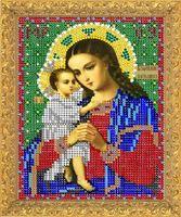 """Вышивка бисером """"Пресвятая Богородица. Взыскание Погибших"""" (арт. 8369М)"""