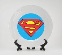 """Тарелка """"Супермен"""" (арт. 449)"""