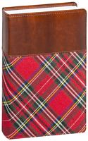 """Ежедневник недатированный """"Scotland"""" (A5; коричневый)"""