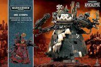 "Миниатюра ""Warhammer 40.000. Orks Stompa"" (50-15)"