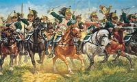 """Набор миниатюр """"French Dragoons"""" (масштаб: 1/72)"""