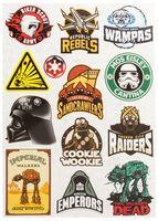 "Набор виниловых наклеек №41 ""Star Wars"""
